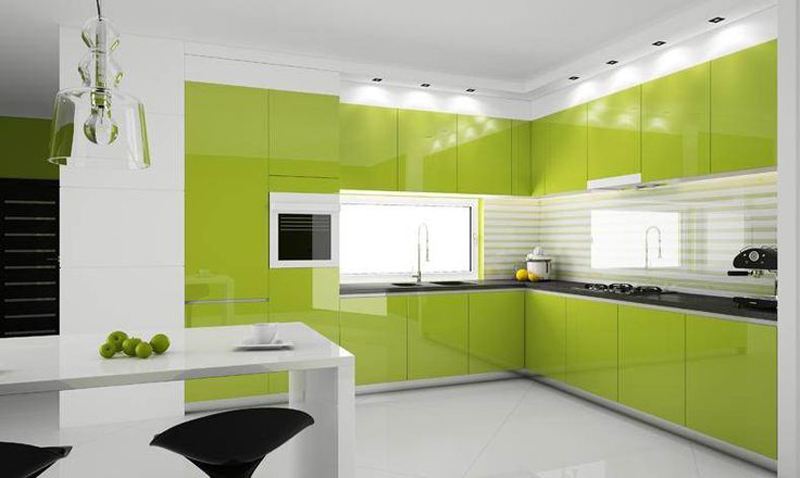 Kitchen Cabinets Manufacturing
