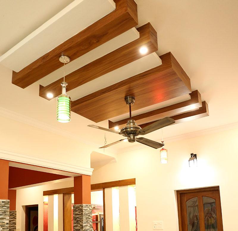 False Ceiling Interior designers in Changanacherry ...