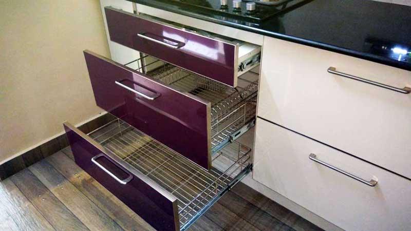 Kitchen Cabinets Interior Designers In Changanacherry Kottayam Thiruvalla